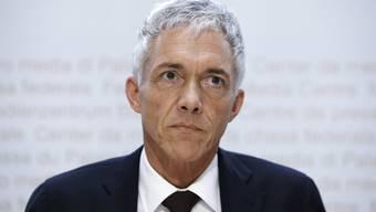 Michael Lauber, Bundesanwalt.