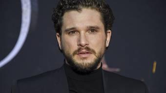 """Will an seinen """"persönlichen Problemen"""" arbeiten: """"Game of Thrones""""-Schauspieler Kit Harington. (Archivbild)"""