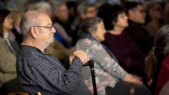 Bei den Senioren soll weniger gespart werden (Themenbild).