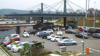 Bei den Fahrzeugkontrollen am Grenzübergang Rheinfelden-Autobahn wurden Einbruchswerkzeuge sichergestellt.
