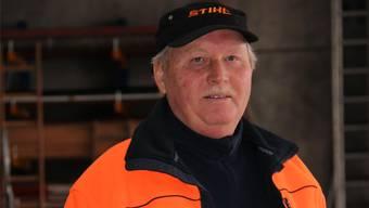 Walter Ackermann (61) ist ein bescheidener Arbeiter. Aline Wüst