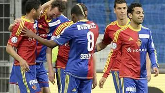 Basel mit weiterem Schritt Richtung Meisterschaft