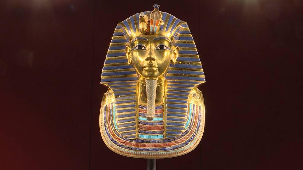 Ausstellung «Tutanchamun»: Auf Schatzsuche bei Nacht