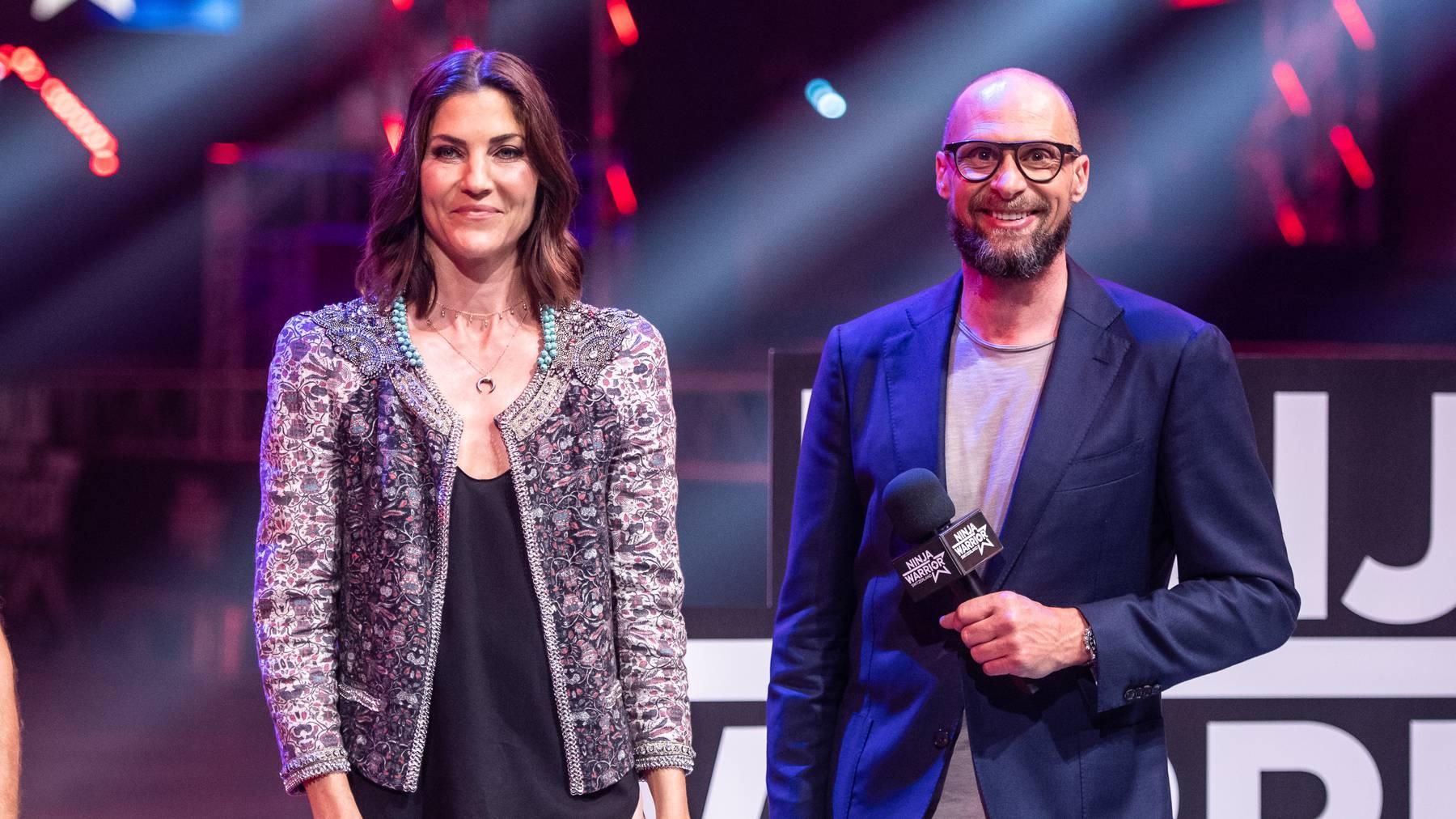 Gastronom/Unternehmer Maximilian Baumann und Moderatorin/DJane Annina Frey