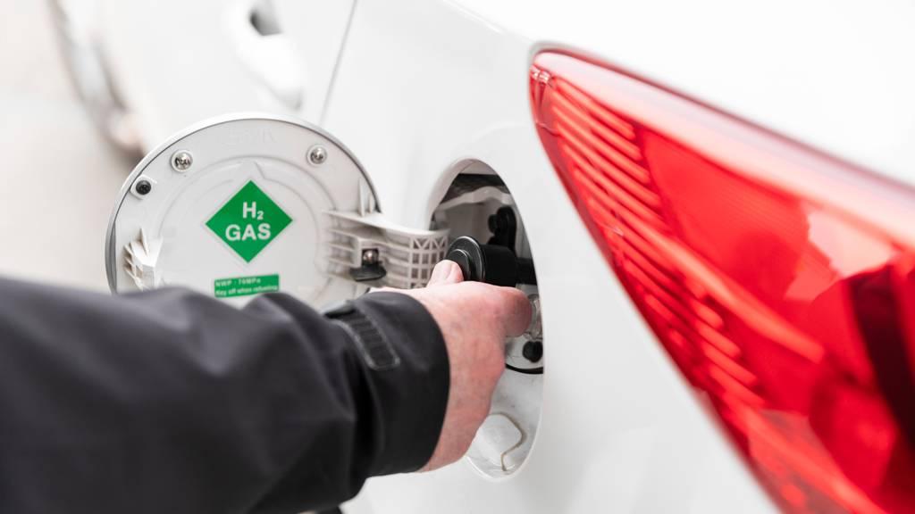 Schweiz fordert Ausbau der Wasserstoff-Energievon der EU