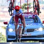 Ilnur Sakarin vom Team Katjuscha feierte in der 13. Etappe seinen zweiten Sieg im Rahmen des Giro d'Italia