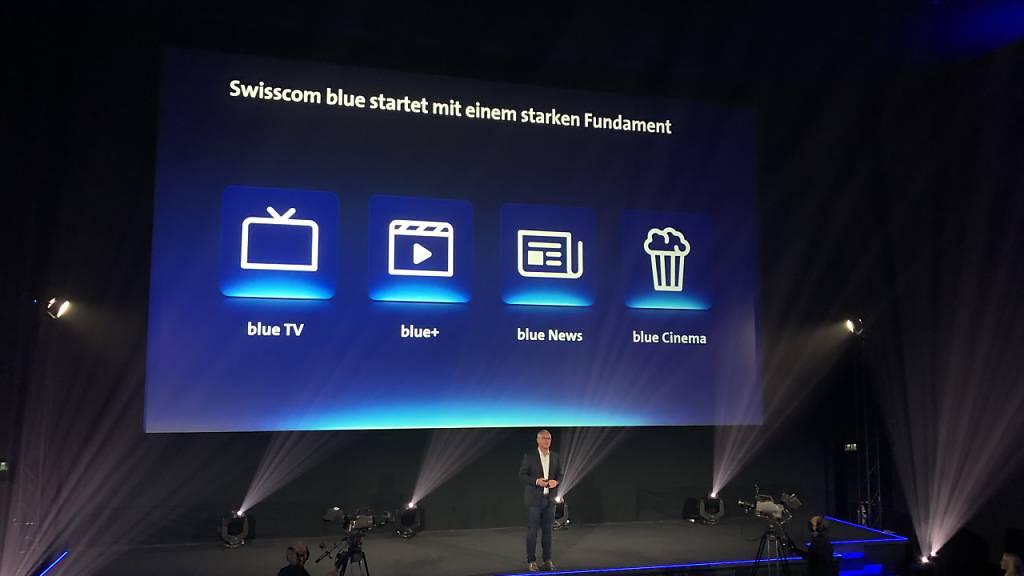 Swisscom bringt TV auch als App-Angebot und auf den Boxen von UPC