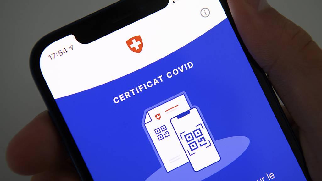 Anschluss von Covid-Zertifikat an EU-System bis 1. Juli wird knapp