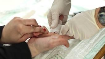 Teure Gesundheit: Mehr als jeder zehnte in der Schweiz verdiente Franken geht in das Gesundheitssystem.