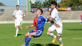 Die U21 des FC Basel verliert erneut.