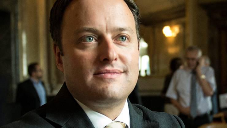 Sebastian Frehner, Präsident der SVP Basel-Stadt und Nationalrat