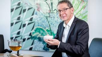 Urs Hofmann: Das Jahr 2015 als Landammann