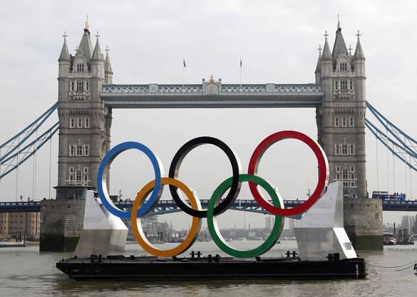 Unter den gefragtesten Events dieses Jahres war auch Olympia 2012.