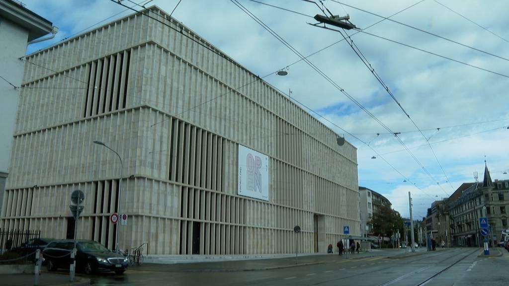 Eröffnung der Kunsthaus-Erweiterung