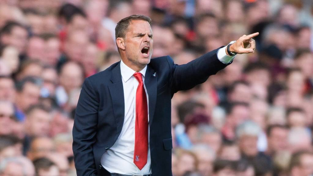 Frank de Boer war zuletzt während anderthalb Jahren als Trainer des MLS-Klub Atlanta United tätig