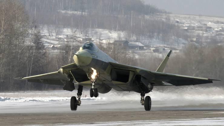 Russlands Lufwaffe führt vermehrt Manöver über der Ostsee durch - das beunruhigt die NATO. (Archiv)