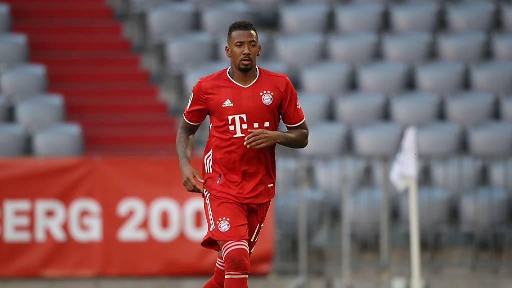 Jérôme Boateng setzt seine Karriere nach zehn Jahren bei Bayern München in Lyon fort.