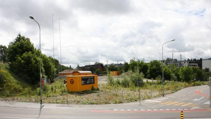 Auf dem Kofmehl-Areal stand die Zeit lange still.