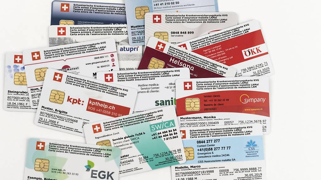 Der Bundesrat will die Kantone dazu verpflichten, mehr Geld für Prämienverbilligung zur Verfügung zu stellen. (Symbolbild)