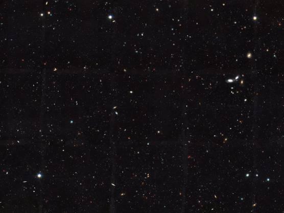 Kein Bild der Zukunft mehr: Bald soll man ins Weltall reisen können. Mit 1,6 Milliarden auf dem Konto fällt das wohl nicht allzu schwer.