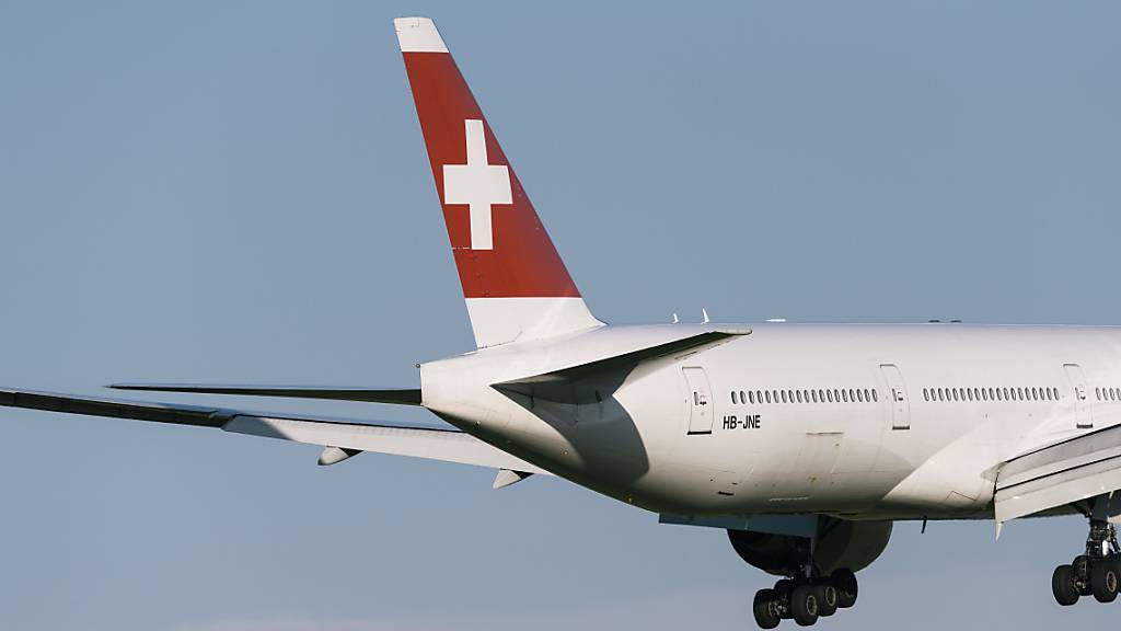 Forscher testen in Zürich ein System für leisere Anflüge