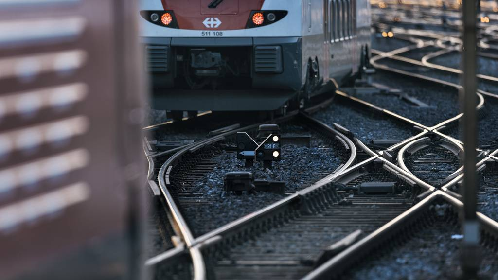 Mann schubst Frau vor einfahrenden Zug – Lokführer kann bremsen