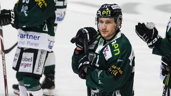 Eishockey: Swiss League, Playoffs 1/4-Final, EHC Olten - SC Langenthal (19.02)
