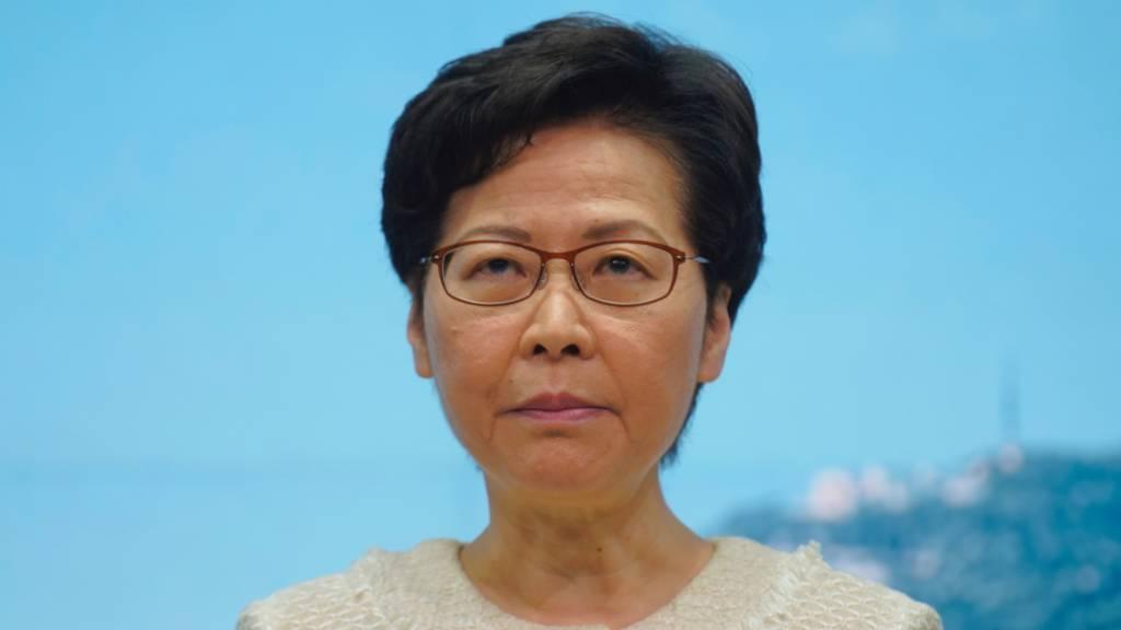 Hongkongs Regierungschefin trennt sich von Universität Cambridge