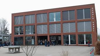 Die Schlägerei hat sich an der Schule Ebnet in Frick ereignet.