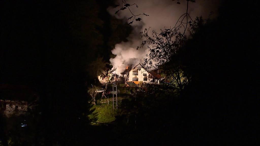 Kurznachrichten: Brand, Unfall, Cedric Noger, Bilanz Pätch