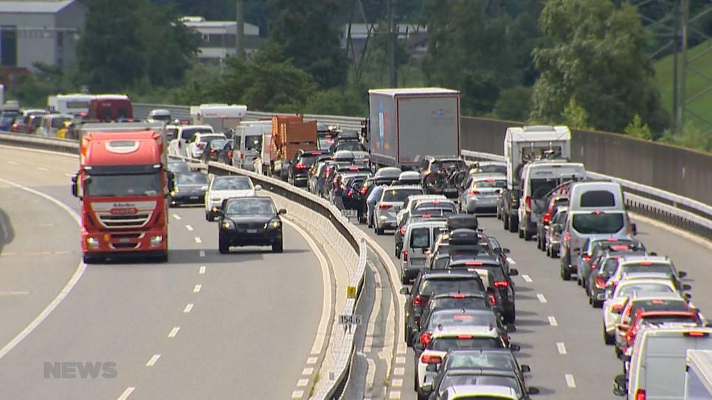 Bundesrat will Güterverkehr auf Schienen verlagern