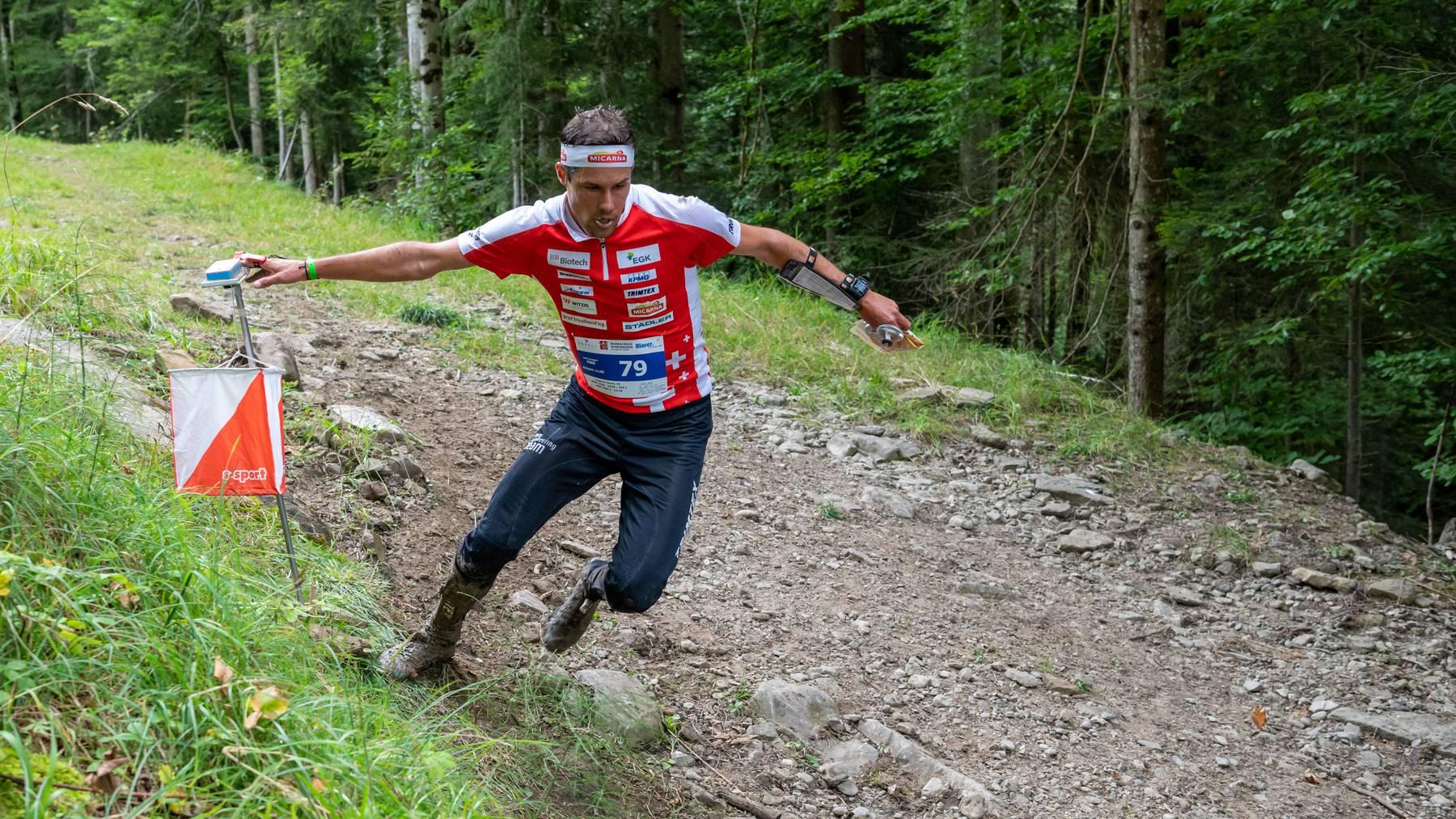 Martin Hubmann, Sieger bei Herren Elite. Foto von Susi Schlatter.