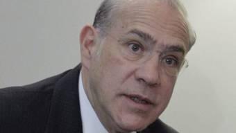 OECD-Generalsekretär Angel Gurría.