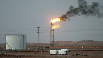 Der grösste Erdölkonzern der Welt, Saudi Aramco, hat eine Milliarden-Transaktion in Indien getätigt. (Symbolbild)