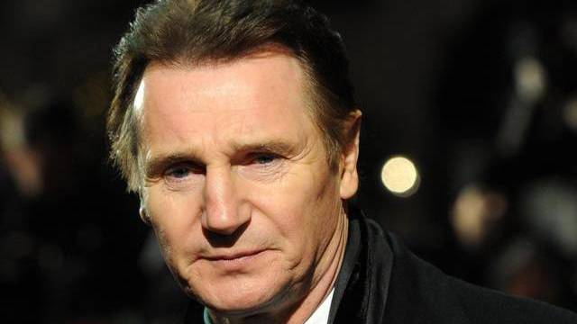 Hollywood-Star Liam Neeson trauert noch immer (Archiv)