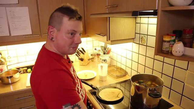 Heute kocht Markus (44)