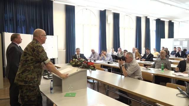 Armeechef Rebord: «Wir haben zu viel gespart in den letzten 20 Jahren»