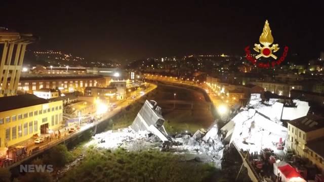 Genua: Anzahl der Toten steigt auf 42