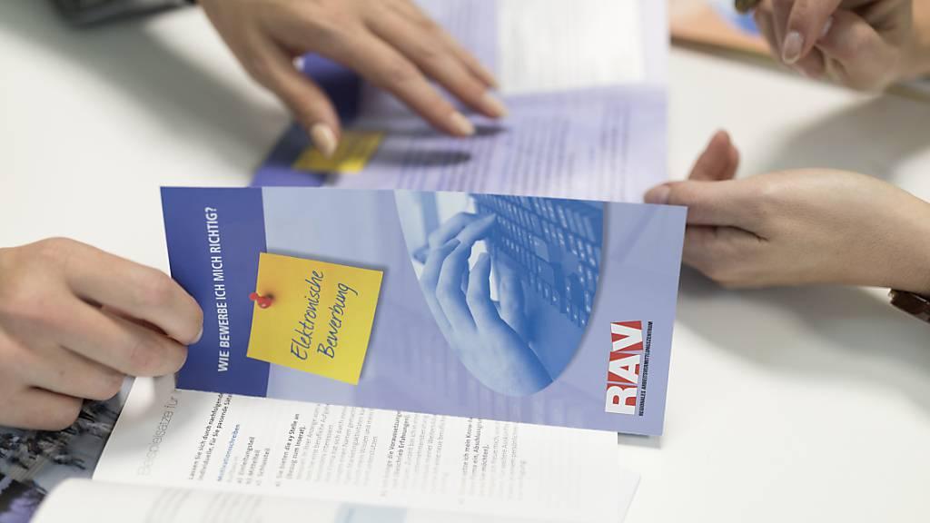 RAV bereiten sich auf steigende Arbeitslosigkeit vor