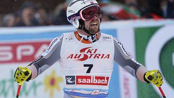 Aleksander Kilde feierte seinen ersten Saisonsieg