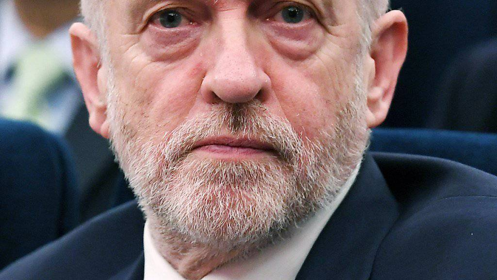 Labour-Chef Jeremy Corbyn will den Brexit dafür nutzen, das britische Wirtschaftssystem umzubauen.