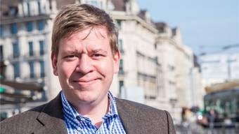 Balz Herter ist neuer Präsident der CVP Basel-Stadt.