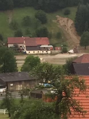 Hangrutsch in Bottenwil: Ammann Heinz Gerber hatte mindestens 12 gezählt.