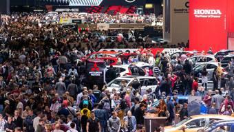 Rückblick auf den Genfer Autosalon 2019.