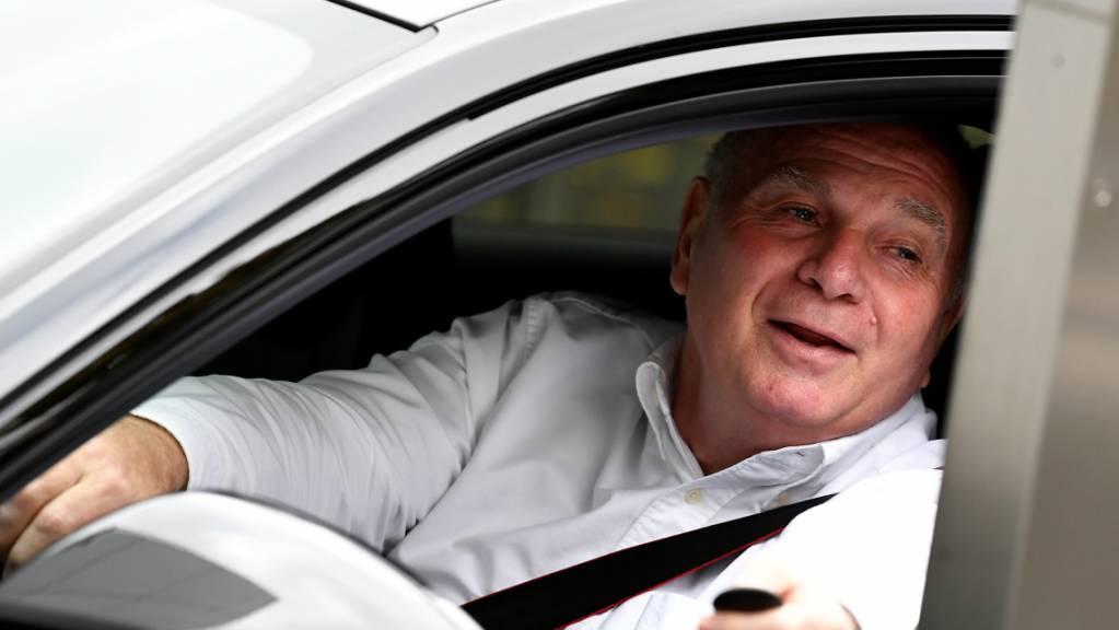 Uli Hoeness nimmt nach 40 Jahren etwas Abstand zu seinem Lebenswerk