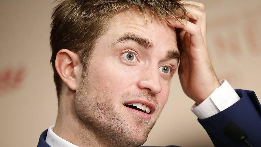 Der 33-jährige Schauspieler Robert Pattinson soll der neue Darsteller von «Batman» werden. (Archivbild)