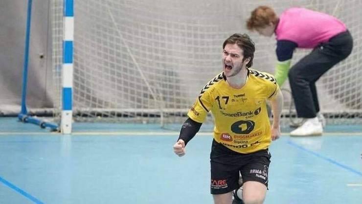 Der Norweger Petter Olsen gilt umsichtiger sowie agiler Rechtshänder und soll so den TV Birsfelden verstärken.
