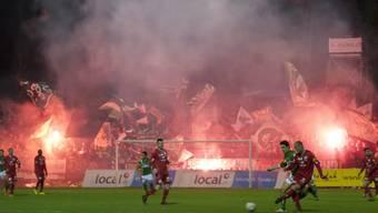 Winterthur - St.Gallen im Cup