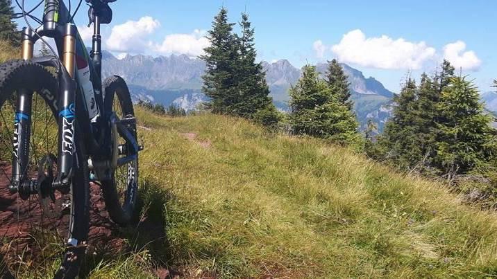 Im Heidiland sollen Biker voll auf ihre Kosten kommen.