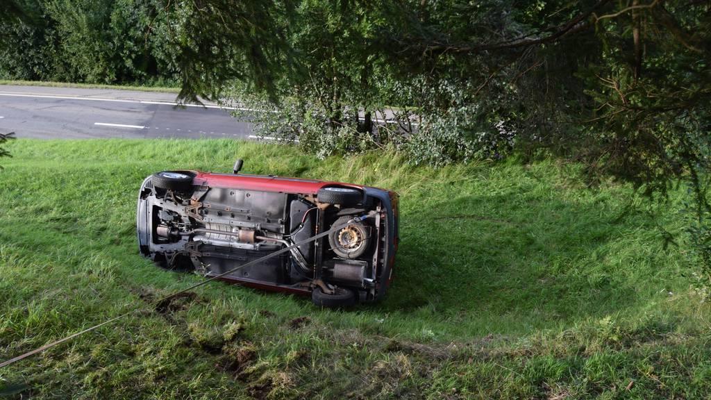 Schwer Verletzter nach Unfall in Reute